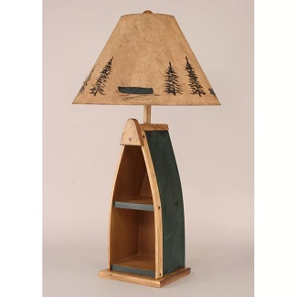 Cannonleague-Wooden-Boat-Lamp Boat Lamps and Sailboat Lamps