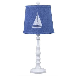 Keegan-Sailboat-21-Table-Lamp Boat Lamps and Sailboat Lamps