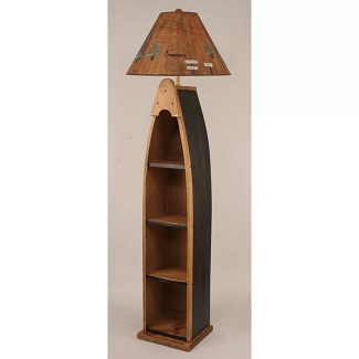 Ridgway-Boat-65.5-Floor-Lamp Boat Lamps and Sailboat Lamps