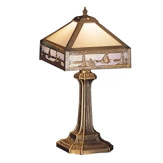 Sailboat-Mission-19-Table-Lamp Boat Lamps and Sailboat Lamps