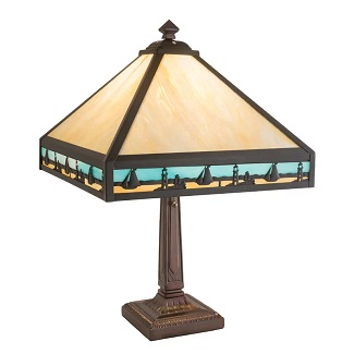 Sailboat-Mission-22-Table-Lamp Boat Lamps and Sailboat Lamps
