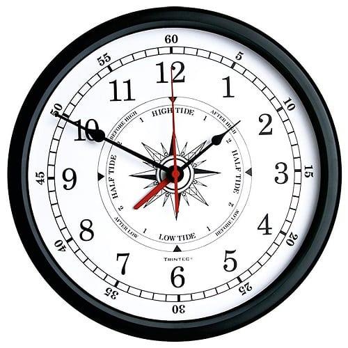 atlantic-time-and-tide-clock-12 Nautical Clocks
