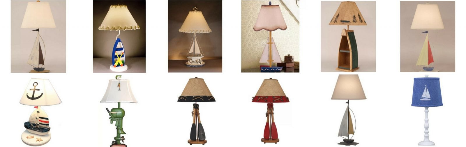 boat lamps and sailboat lamps