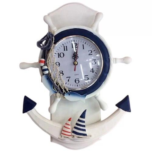 creative-motion-nautical-wall-clock-10 Nautical Clocks