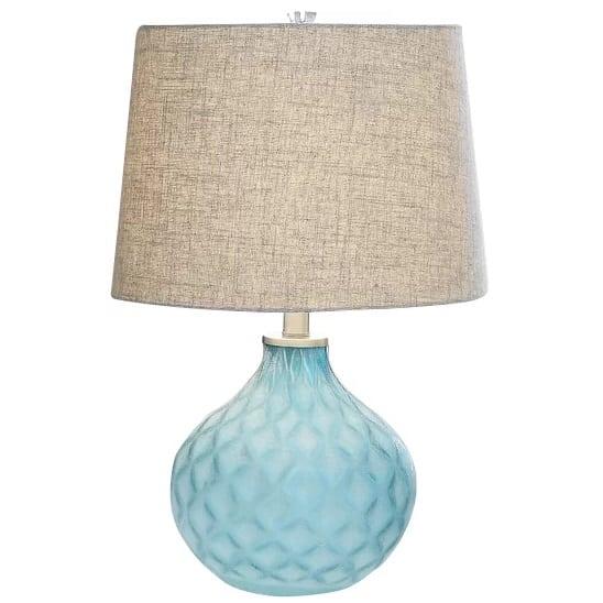 highland-dunes-blue-beach-table-lamp Beach Themed Lamps