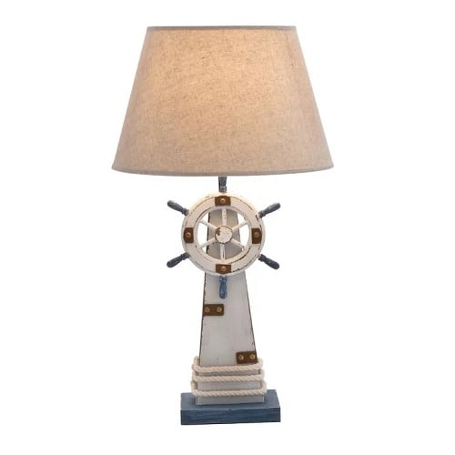 lighthouse-25-inch-table-lamp Beach Themed Lamps