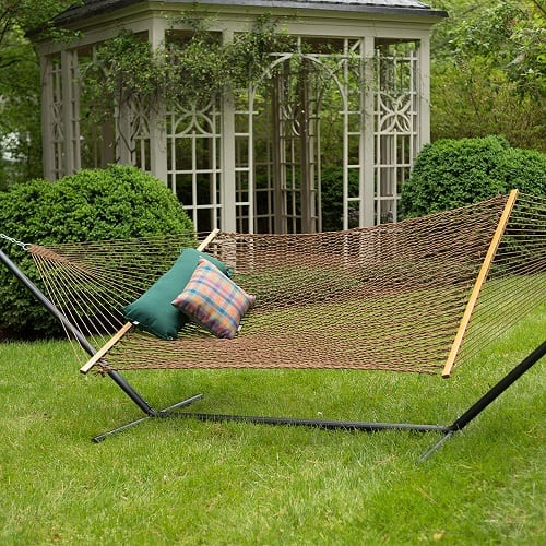 pawleys-island-brown-hammock 100+ Best Rope Hammocks