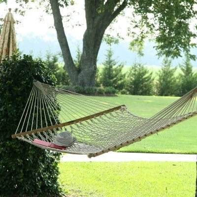 pawleys-island-original-rope-hammock 100+ Best Rope Hammocks