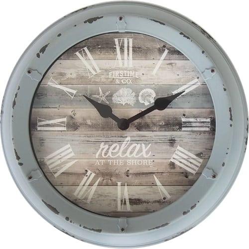 pierside-wall-clock-11 Nautical Clocks