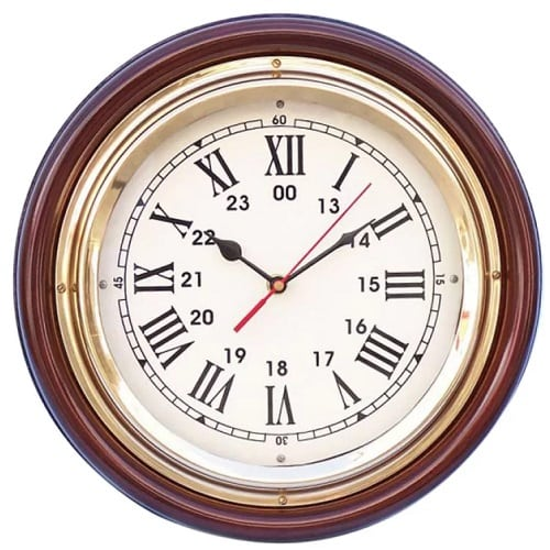 ship-wall-clock-12 Nautical Clocks