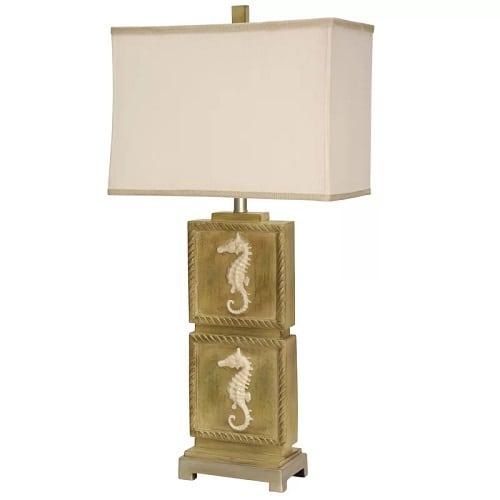 whittaker-beach-seahorse-table-lamp Beach Themed Lamps