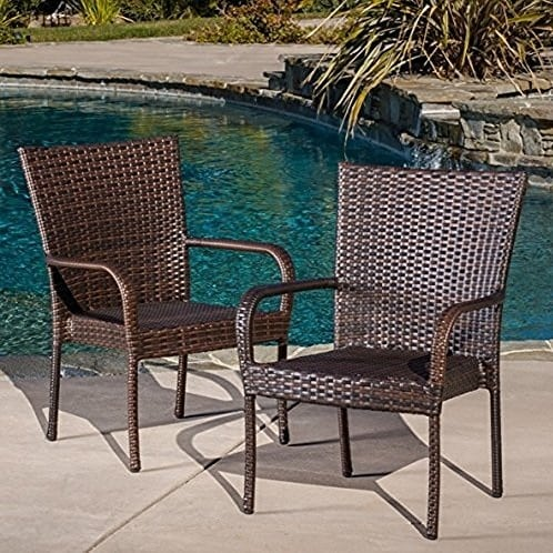 wicker-chairs Beach Decor