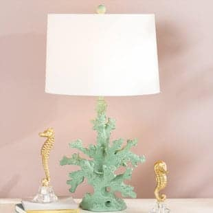 brinkmann-coral-28-table-lamp Coral Lamps