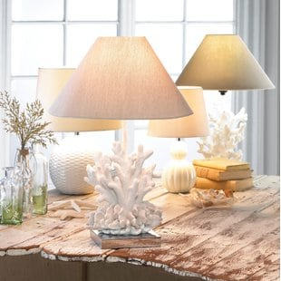 coral-205-table-lamp Coral Lamps