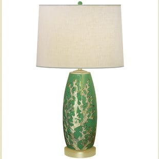 coral-pearl-porcelain-30-table-lamp Coral Lamps