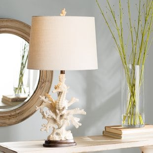 hydeville-coral-32-table-lamp Coral Lamps