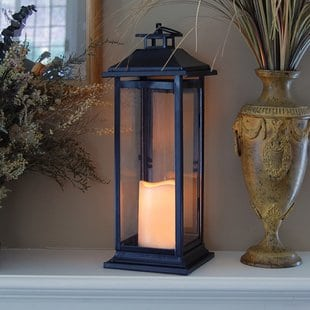 metal-lantern-1 Beach Wedding Lanterns & Nautical Wedding Lanterns
