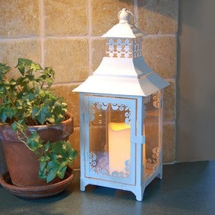 metal-lantern-2 Beach Wedding Lanterns & Nautical Wedding Lanterns