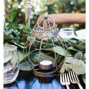 metal-lantern-set-of-6 Beach Wedding Lanterns & Nautical Wedding Lanterns