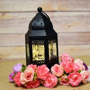 mini-taj-metal-lantern Beach Wedding Lanterns & Nautical Wedding Lanterns