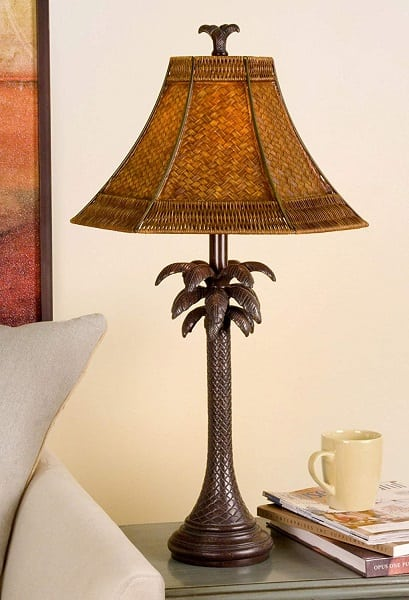 palm-tree-table-lamp Palm Tree Lamps