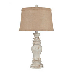 rustic-coastal-lamp 200+ Coastal Themed Lamps