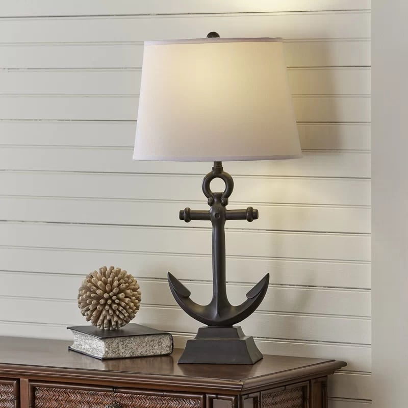 anchor-lamps Beach Decor