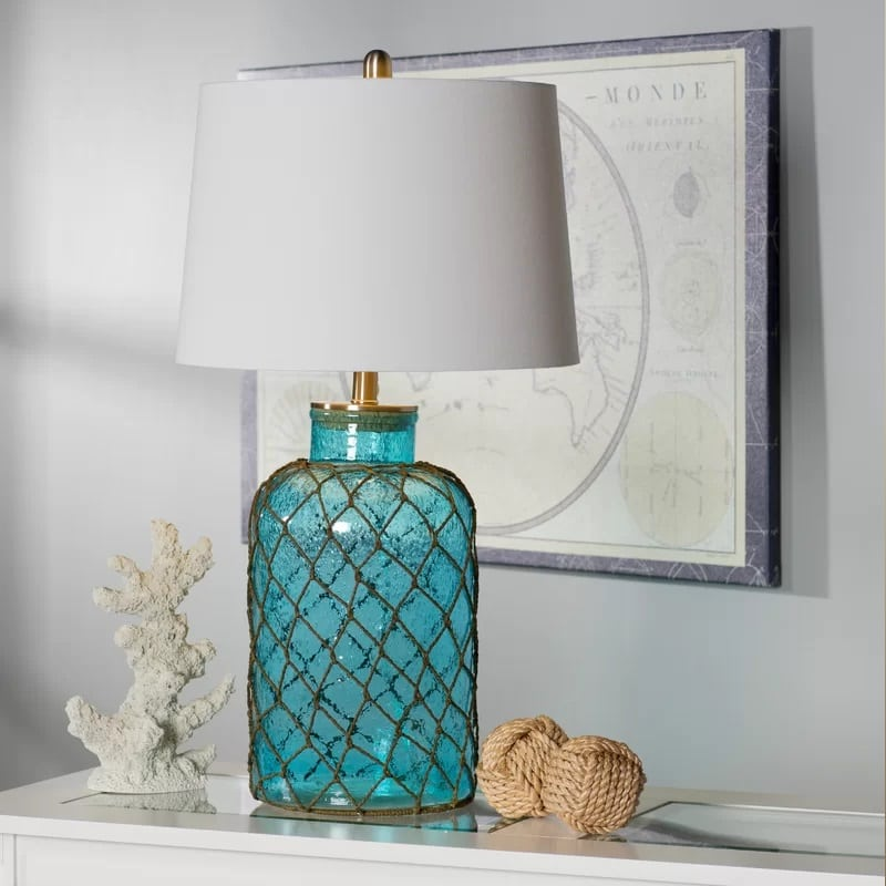 coastal-lamps Beach Decor