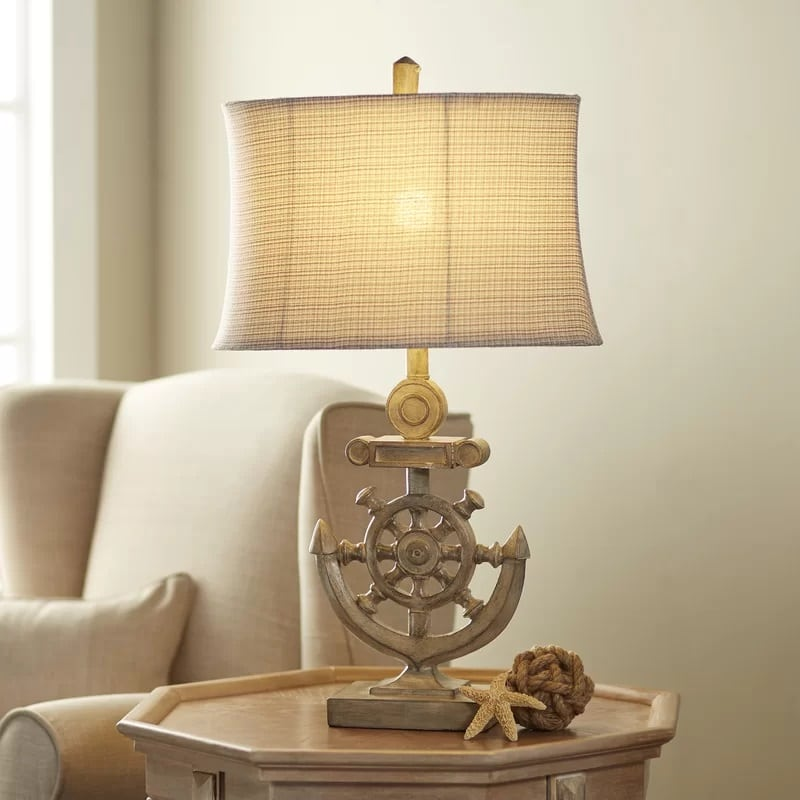 nautical-lamps Beach Decor