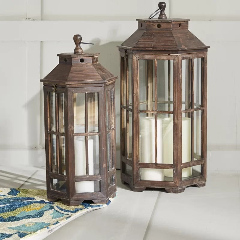 nautical-lantern Beach Decor