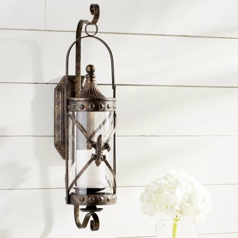nautical-wall-sconce Beach Decor