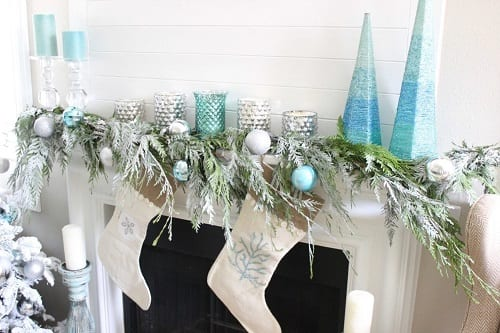 BB-Candles-Coastal-Christmas-by-Bear-Bottom-Candles 34 Beach Christmas Decorating Ideas For 2020