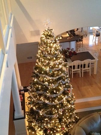 Beach-Christmas-Decor-2-by-Kelly-Nuccitelli 25+ Beach Christmas Tree Ideas