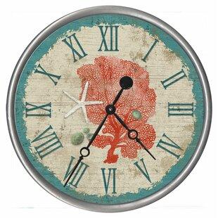 BorchertWallClock Nautical Themed Clocks