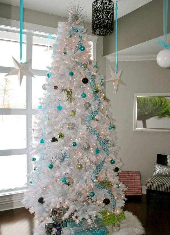 Christmas-Decor-2012-by-New-View-Designs-by-Laurie-Cole-Inc 25+ Beach Christmas Tree Ideas