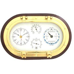 DonahueWallClock Nautical Themed Clocks