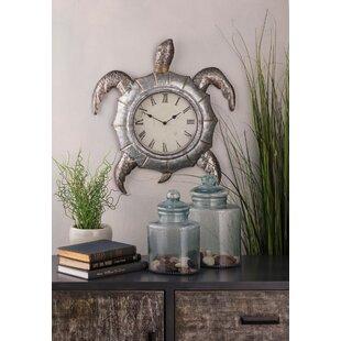 ErlandsonWallClock Nautical Themed Clocks