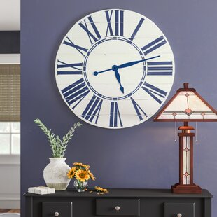 FalmacbreedWallClock Nautical Themed Clocks
