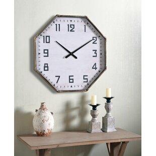 OversizedNohaWallClock Nautical Themed Clocks