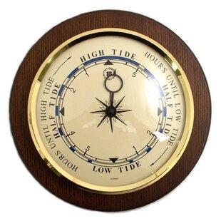 Tannen722WallClock Nautical Themed Clocks