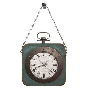 WindroseWallClock Nautical Themed Clocks