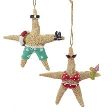 beach-christmas-ornaments-b Beach Decor