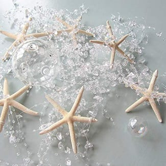 beach-starfish-garland-christmas Beach Decor