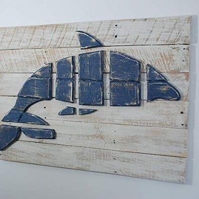 Beach Wood Wall Art