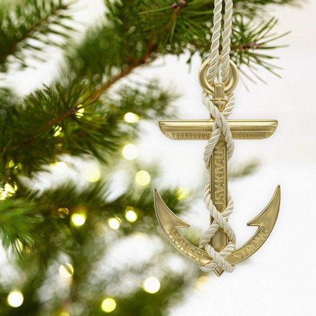 hallmark signature anchor christmas ornament 2