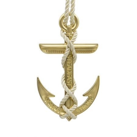 hallmark signature anchor christmas ornament