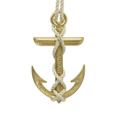 hallmark signature anchor christmas ornament
