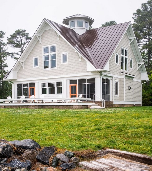 Bay-View-by-Keith-Hunter-and-Associates-Architect 50+ Coastal Cottages We Love