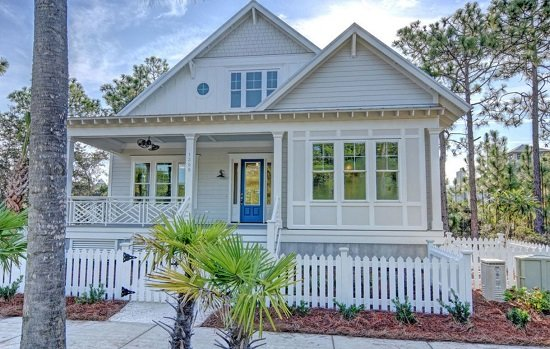 Custom-Carolina-Beach-Home-by-Richard-Wallace-Builder-Inc 50+ Coastal Cottages We Love