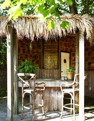 Hamptons-Country-House-by-Cezign-1 Tiki Bar Ideas & Tiki Bar Decorations